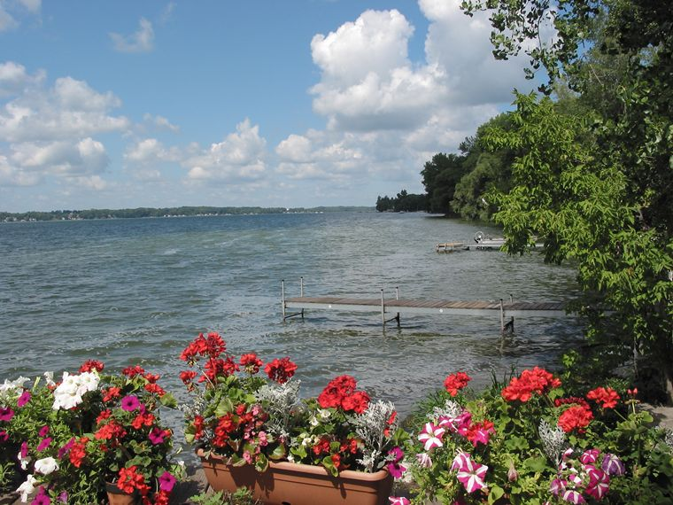 Cayuga Lake (8/02) photo