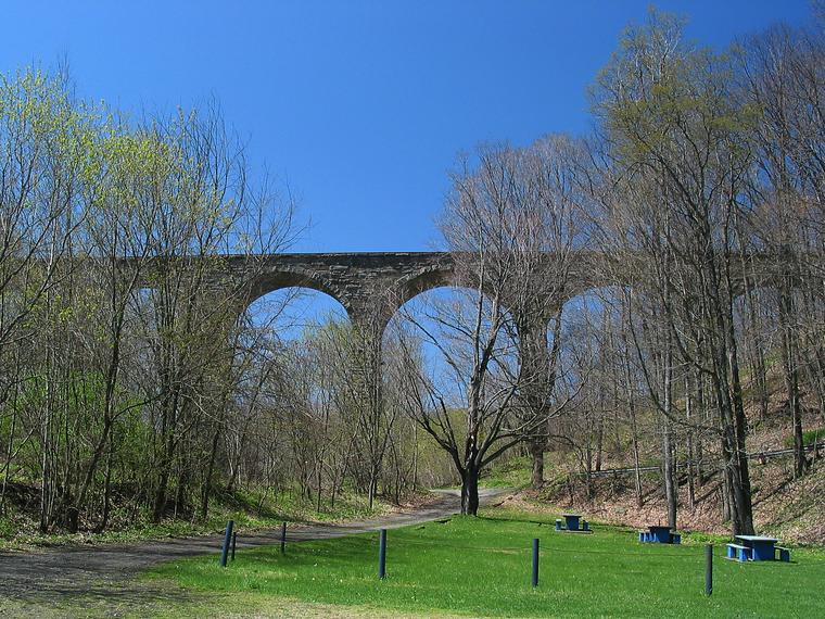 Viaduct—Wide View photo