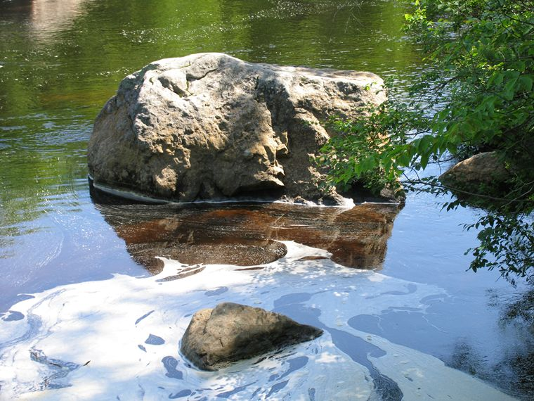Moose River Rock photo