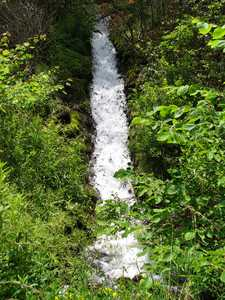 """Temporary Waterfall"" image"