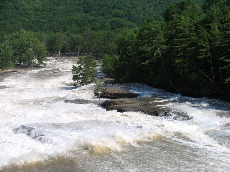 Ashokan Outflow photo