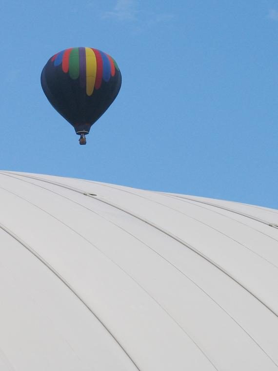 Balloon and Dome II photo