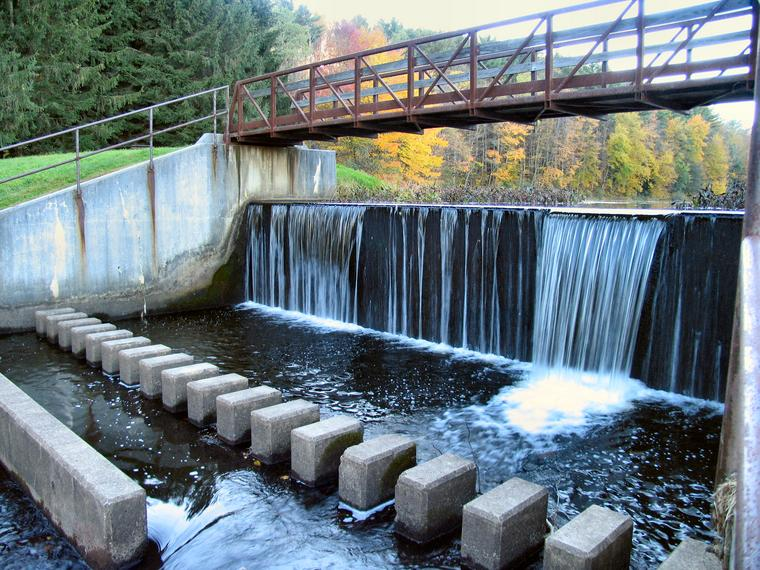 Long Pond Spillway photo