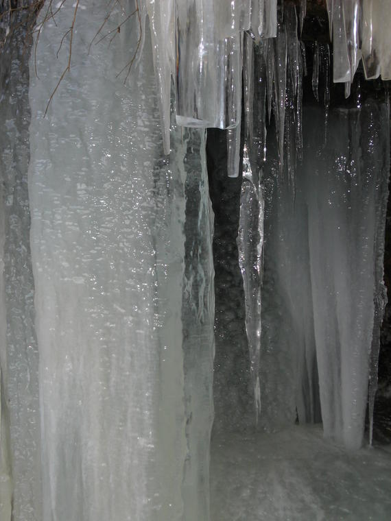 Icicles IV photo