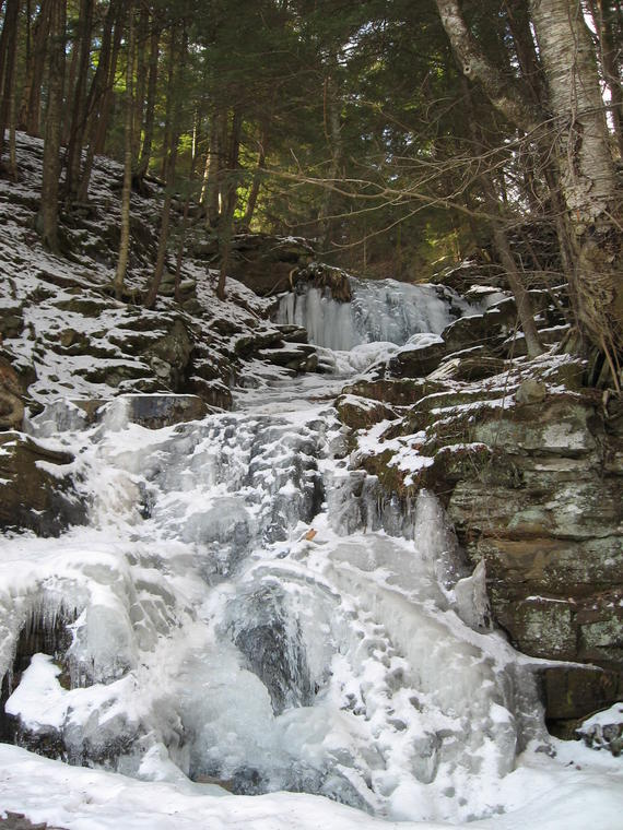 Frozen Cascade photo