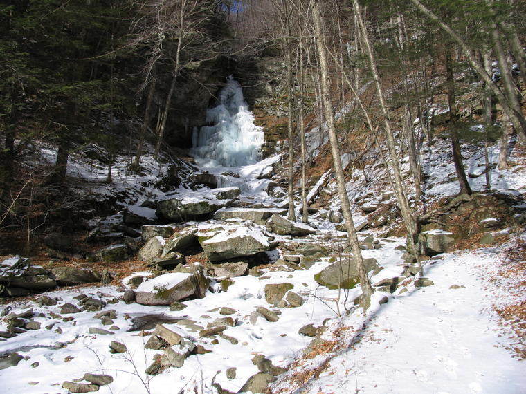 Buttermilk Falls I photo