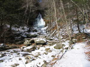"""Buttermilk Falls I"""