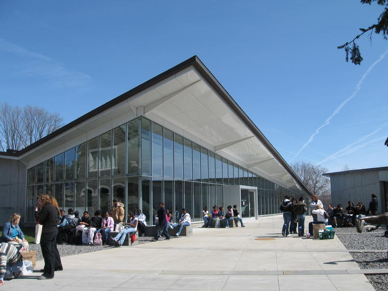 Museum of the Earth exterior photo