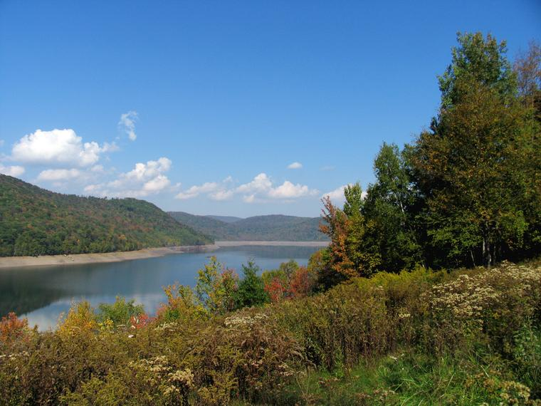 Cannonsville Reservoir photo