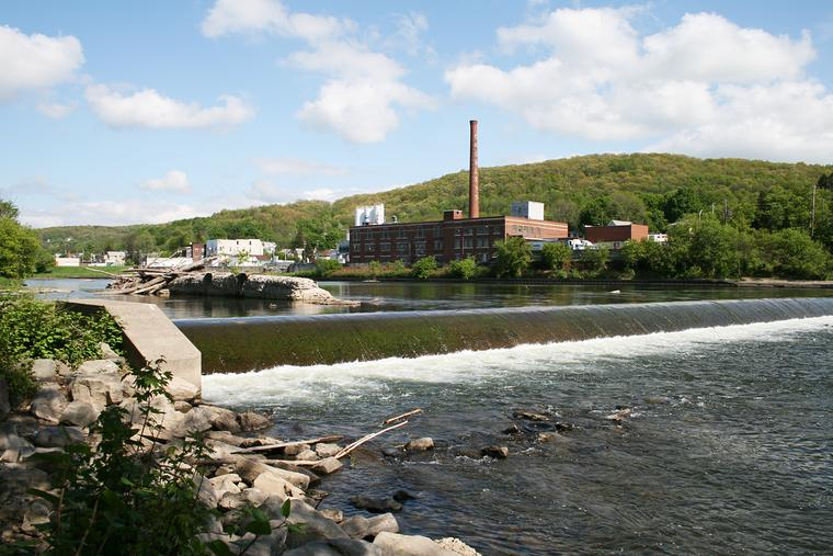 Rockbottom Dam, Binghamton photo