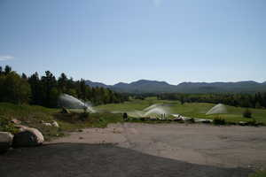 """Lake Placid Golf Course"""