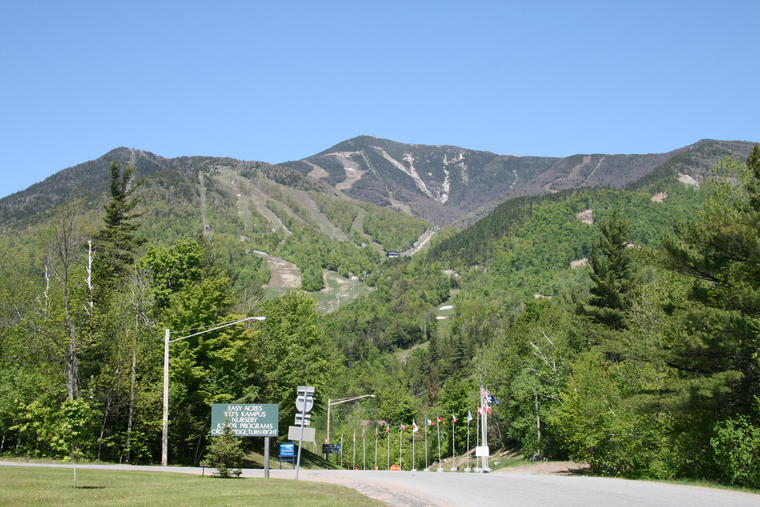 Whiteface Ski Entrance photo