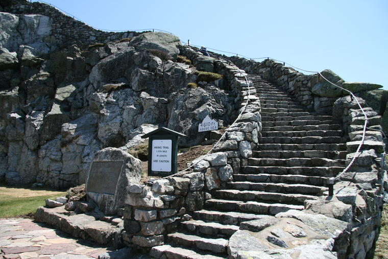 Stairway to the Summit photo