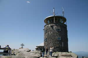 """Summit Weather Tower"" image"