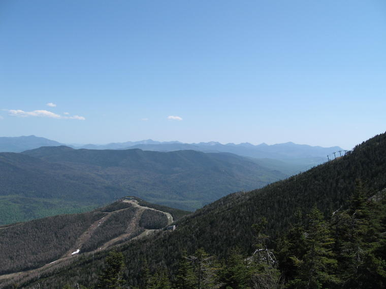 Whiteface Ski Area from Stop 8 photo