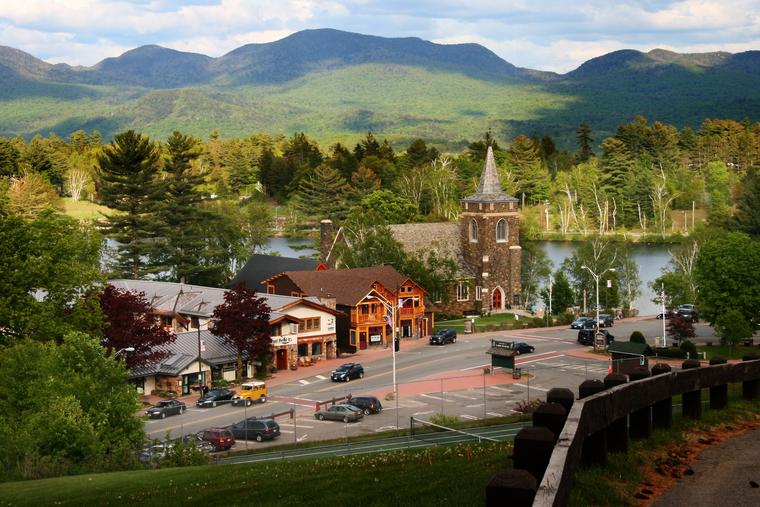 Lake Placid photo