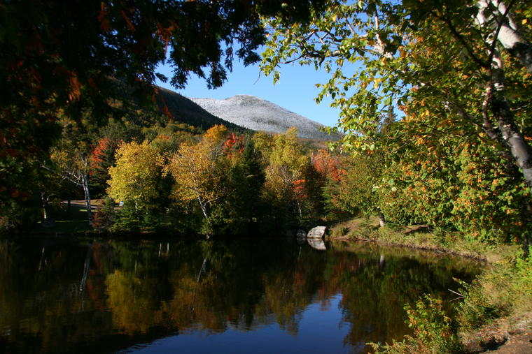 Whiteface from Pond photo