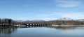 """Bridge across the Ashokan Reservoir in the Catskills"""